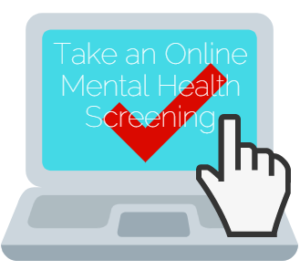 Take an Online Mental Health Screening
